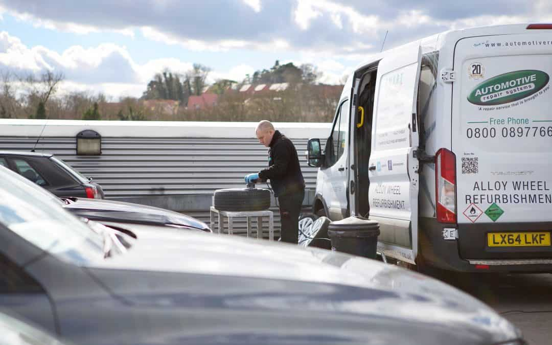 Mobile Paint/Wheel Repair Technician *Bradford*