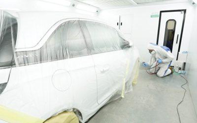 Static Paint Technician – Lewes/Sussex