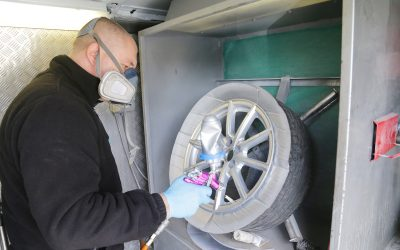 Can Your Scratched Alloy Rims Be Repaired?