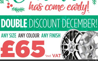 Double Discount December Offer!