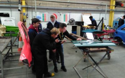 Leading the way in Smart Repair