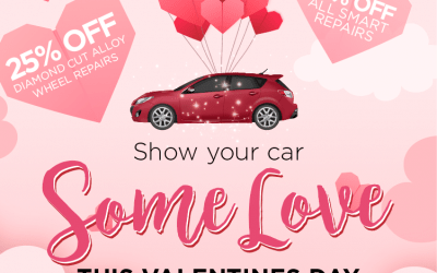 Show your car some love this Valentines Day!