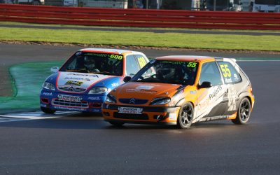 A very solid day behind the wheel @ Oulton Park
